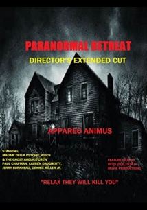 Paranormal Retreat film afişi