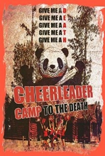 Cheerleader Camp: To The Death film afişi
