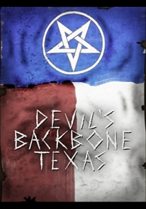 Devil's Backbone, Texas film afişi
