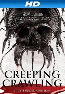 Creeping Crawling film afişi