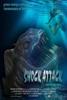 Shock Attack film afişi