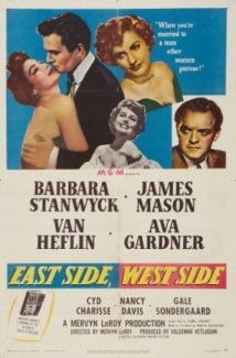 East Side, West Side film afişi