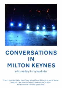 Conversations In Milton Keynes film afişi
