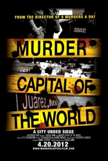 Murder Capital Of The World film afişi