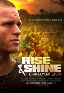 Rise & Shine: The Jay Demerit Story film afişi