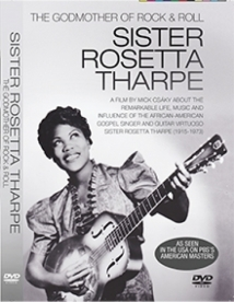 The Godmother Of Rock & Roll: Sister Rosetta Tharpe film afişi