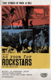 No Room For Rockstars film afişi