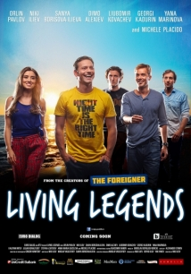 Living Legends film afişi