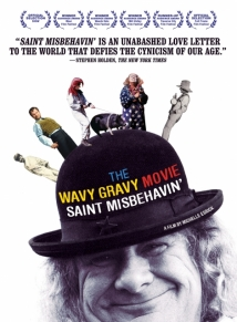Saint Misbehavin': The Wavy Gravy Movie film afişi