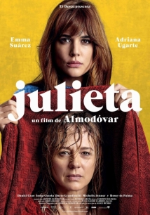 Julieta film afişi