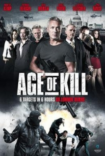 Age of Kill film afişi