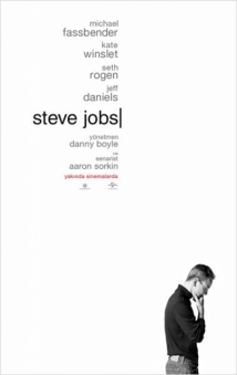 Steve Jobs film afişi
