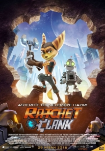 Ratchet & Clank film afişi