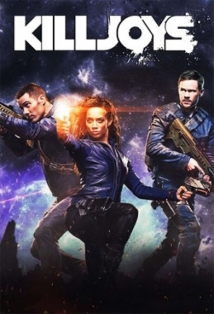 Killjoys film afişi