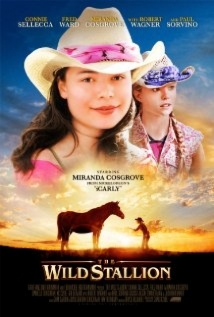 The Wild Stallion film afişi