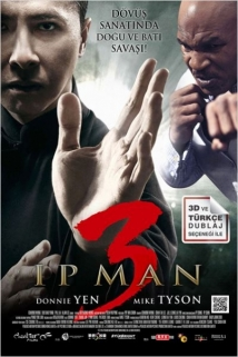Ip Man 3 film afişi
