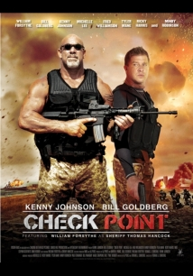 Check Point film afişi
