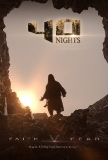 40 Nights film afişi