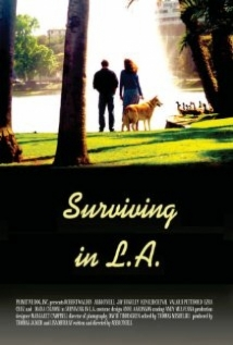 Surviving in L.A. film afişi