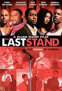 The Last Stand film afişi