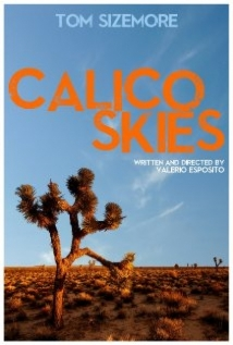 Calico Skies film afişi