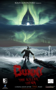 Bunny The Killer Thing film afişi