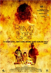 Rhymes For Young Ghouls film afişi