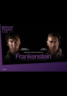 National Theatre Live: Frankenstein film afişi
