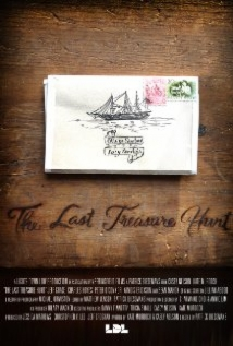 The Last Treasure Hunt film afişi