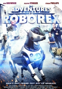 The Adventures of RoboRex film afişi