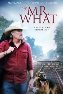 Mr. What film afişi