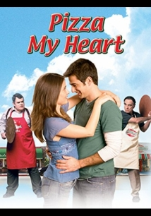 Pizza My Heart film afişi