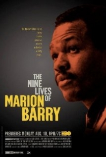 The Nine Lives of Marion Barry film afişi
