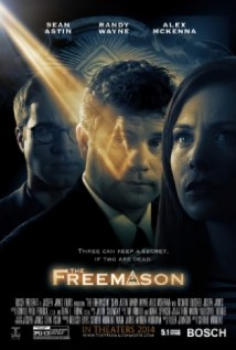 The Freemason film afişi