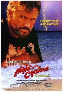 Night Of The Cyclone film afişi