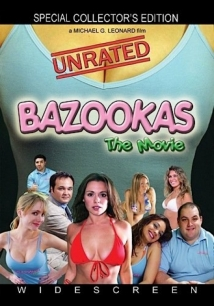 Bazookas: The Movie film afişi