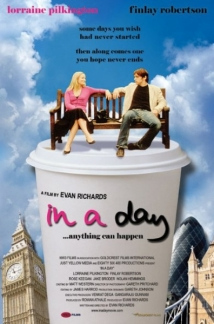 In A Day film afişi