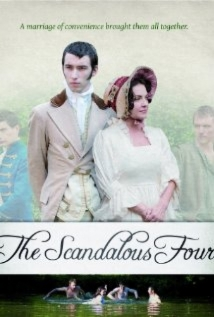 The Scandalous Four film afişi