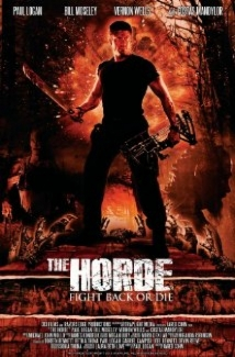 The Horde film afişi