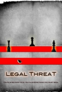 Legal Threat film afişi