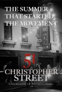 51 Christopher Street film afişi