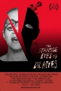 The Strange Eyes Of Dr. Myes film afişi