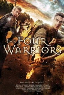The Four Warriors film afişi