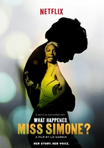 What Happened, Miss Simone? film afişi