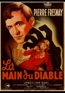 La Main Du Diable film afişi