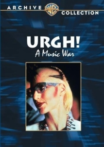 Urgh! A Music War film afişi