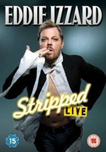 Eddie Izzard: Stripped film afişi