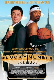 #Lucky Number film afişi