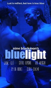 'nine Blackmon's Bluelight' film afişi