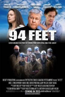 94 Feet film afişi
